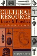 Cultural resource laws and practice