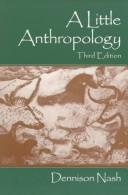 A little anthropology