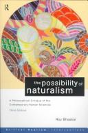 The possibility of naturalism