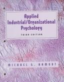 Download Applied industrial/organizational psychology