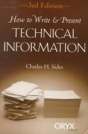 Download How to write & present technical information