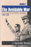 Download The avoidable war