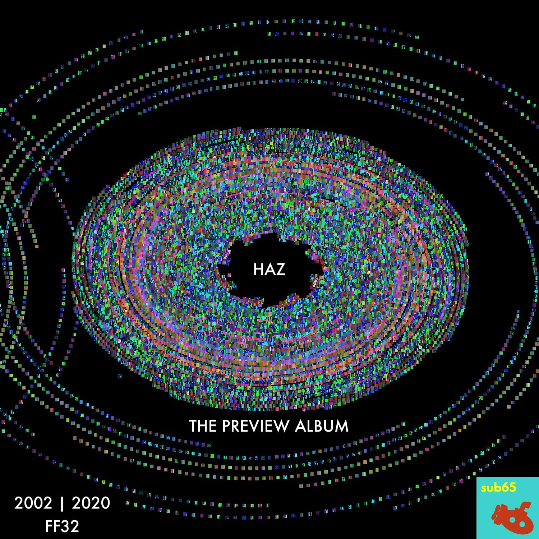 Haz – The Preview Album