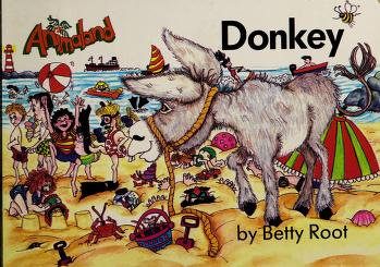 Cover of: Donkey (Jolly Phonics S.) | Betty Root
