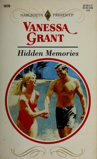 Cover of: Hidden Memories   Grant