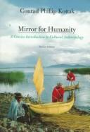 Mirror for humanity by Conrad Phillip Kottak